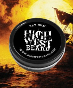 Beard Balm Sample Bay Rum