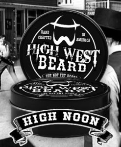 Beard Balm High Noon