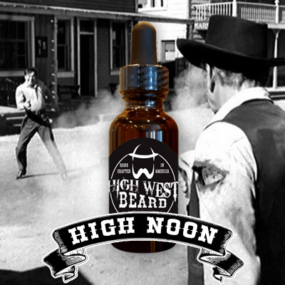 Beard Oil High Noon