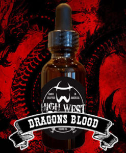 Beard Oil Dragons Blood